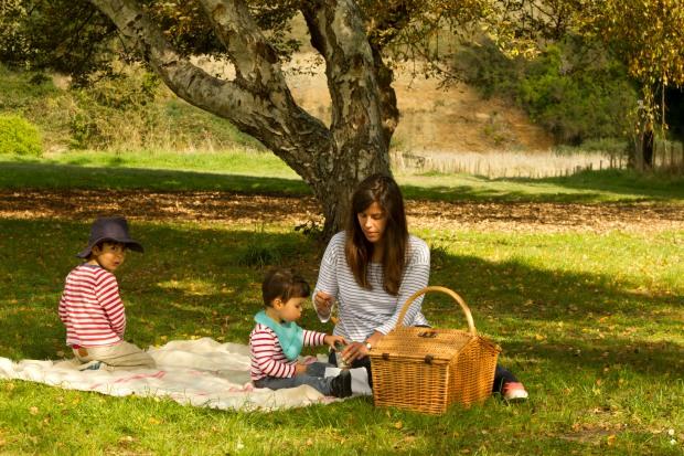 autumn picnic in New Zealand - Constanca Cabral