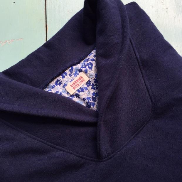 finlayson sweater - sewn by Constanca Cabral