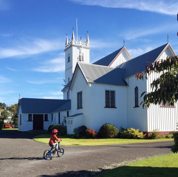 nz church